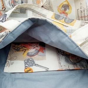 Bevásárló táska, válltáska, SHOPPER - Meska.hu