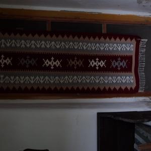 SZŐNYEG, Szőnyeg, Lakástextil, Otthon & Lakás, Szövés, Gyapjúból készült torontáli szőnyeg Saját tervezés Barna drapp árnyalatban is készítettem több ember..., Meska