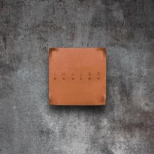 the CARD, Otthon & lakás, Konyhafelszerelés, Lakberendezés, Bőrművesség, Minőségi alapot biztosít italozáshoz bárhol és bármikor a CARD.\nPoháralátét., Meska