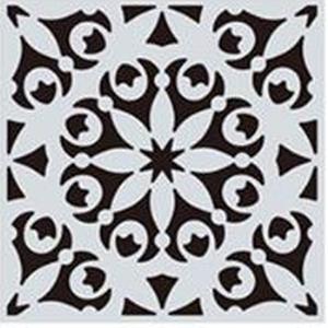 Mandala stencil, mandala sablon 8-as minta, Szerszámok, eszközök, Sablonok, Festett tárgyak, festészet, Decoupage, szalvétatechnika, Mindenmás, Mandala festéséhez, rajzoláshoz.\nAnyaga: hajlékony műanyag\nLemosható, tisztítható, többször felhaszn..., Meska
