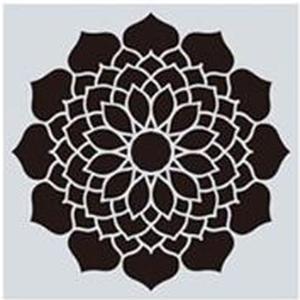Mandala stencil, mandala sablon 10-es minta, Szerszámok, eszközök, Sablonok, Festett tárgyak, festészet, Decoupage, szalvétatechnika, Mindenmás, Mandala festéséhez, rajzoláshoz.\nAnyaga: hajlékony műanyag\nLemosható, tisztítható, többször felhaszn..., Meska