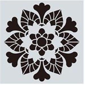 Mandala stencil, mandala sablon 13-as minta, Szerszámok, eszközök, Sablonok, Festett tárgyak, festészet, Decoupage, szalvétatechnika, Mindenmás, Mandala festéséhez, rajzoláshoz.\nAnyaga: hajlékony műanyag\nLemosható, tisztítható, többször felhaszn..., Meska