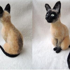 Macska hasonmás - egyedi tűnemez cica, számi macska (Inkarno) - Meska.hu