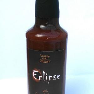 Eclipse - Barna paradicsomos chilikrém, Kulinária (élelmiszer), Fűszer, Gyümölcs, zöldség, Férfiaknak, Élelmiszer előállítás, Ízletes, sötét színű tájfajta paradicsomokból és chiliből (Moruga scorpion \'caramel\' chilipaprika, 4..., Meska