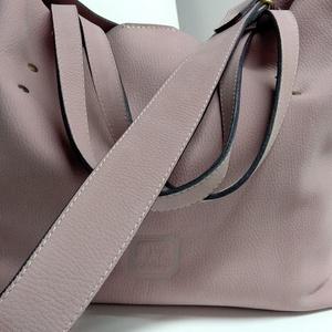 Bevásárló táska fáradt rózsaszínben (itsevas) - Meska.hu