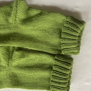 Kézzel kötött 100% pamut zokni. - Meska.hu