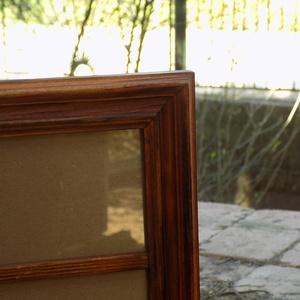 Képkeret-Fotókeret-3 db 9 x 13-as képhez-Pácolt Cseresznye színű-75 (jani100) - Meska.hu