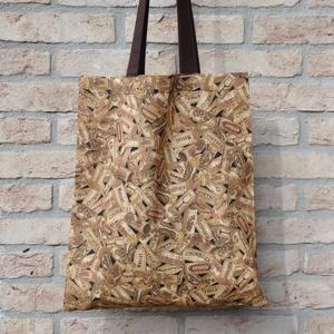 Parafadugós szatyor, bevásárló táska (jazmineslevendula) - Meska.hu