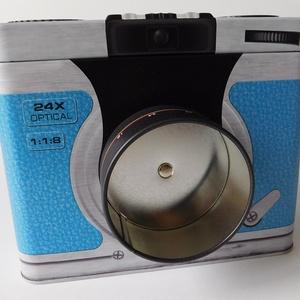 Készíts rólam sok fotót! - egyedi, kézműves scrapbook baba fotóalbum fényképezőgép dobozban (Jbgifts) - Meska.hu