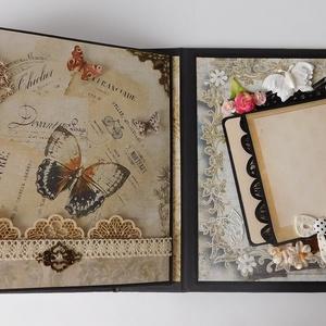 Emlékezz Ránk! - óvodai ballagó fotóalbum , Naptár, képeslap, album, Otthon & lakás, Fotóalbum, Ballagás, Ünnepi dekoráció, Dekoráció, Papírművészet, Nagyon szép, óvodai ballagó fotóalbumot készítettem, melyet a szülők adhatnak emlékbe az óvis nénikn..., Meska