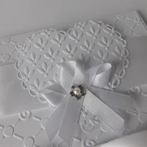 Csipke és elegancia - egyedi, kreatív  ajándék- vagy pénzátadó esküvőre  (Jbgifts) - Meska.hu