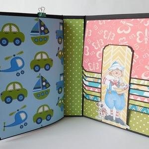 Egyedi, kézműves ovis ballagásra készülő scrapbook fotóalbum, fényképalbum csomag pedagógusoknak, dajka néniknek (Jbgifts) - Meska.hu