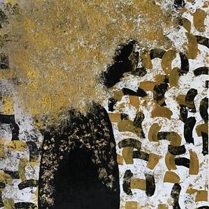 Gold disco ladies art , Művészet, Festmény, Akril, Festészet, Egy szintén divatos kép ... otthonos és melegséggel tölti el a családi légkört .\nOtthoni dekoráció ...., Meska
