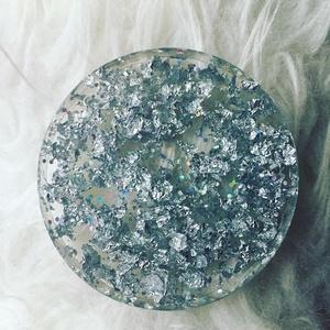 Epoxy Resin Art (medál), Ékszer, Nyaklánc, Gyöngyös nyaklác, Gyöngyfűzés, gyöngyhímzés, Epoxi gyantával készült Medál egy szép dekoratív nyakláncként használható... \n\n, Meska