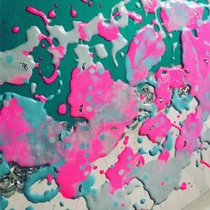 Abstract Art paint ( janosszecsi ), Művészet, Festmény, Akril, Festészet, Egy szintén divatos kép \nOtthoni dekoráció .... \nEgyedi és kézműves\nAkril festek \nMéret: 40x50 \n\nArt..., Meska