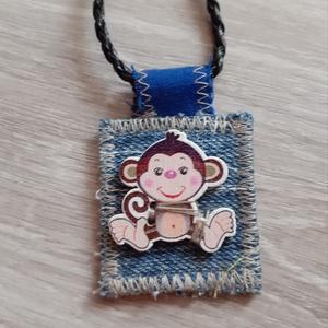Farmer majmos medál - Meska.hu