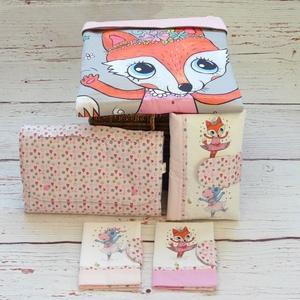 Óriás babaváró/babalátogató csomag - MiniFun Lány kollekció, Babalátogató ajándékcsomag, Játék & Gyerek, Varrás, Babalátogatóba mész, de nincs ötleted, mit vinnél ajándékba? Ebben segít neked ez a hatalmas csomag ..., Meska
