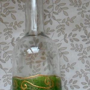 Festett, aranyozott, patinás díszüvegek (JujoBoro) - Meska.hu