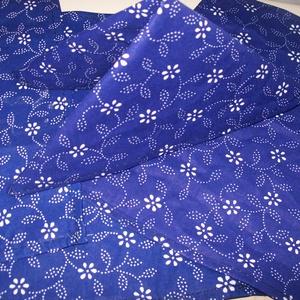 Kékfestő textilszalvéta 4 db/csomag - Meska.hu