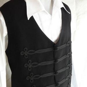 bocskai öltöny mellénnyel  46,48,50,52,54,56 vagy egyedi méretben - Meska.hu