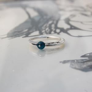 csillagos égbolt gyűrű (kajtarkinga) - Meska.hu