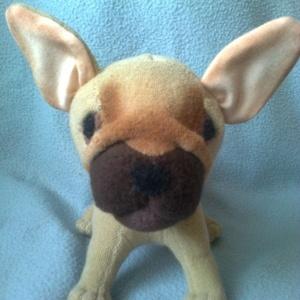 Francia bulldog (Kataanya) - Meska.hu