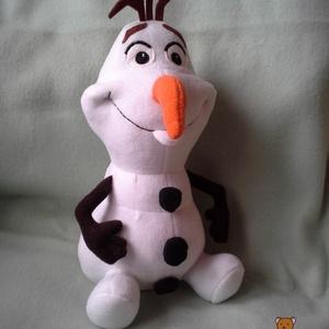 Olaf a hóember (Kataanya) - Meska.hu