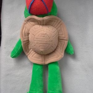 Franklyn teknős (Kataanya) - Meska.hu