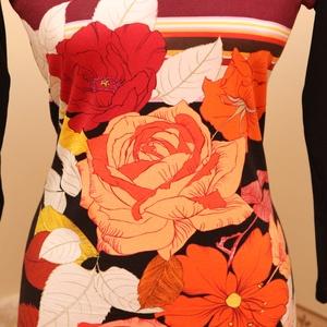 Az ősz csodás színei csokorba kötve ruha (Katalinhandmade) - Meska.hu