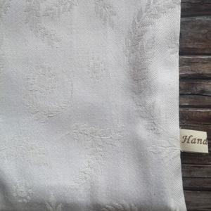 Natúr,  jacquard kenyereszsák (Katalinhandmade) - Meska.hu