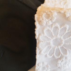 Esküvői szett három rétegű arcmaszk, maszk, szájmaszk (Katalinhandmade) - Meska.hu