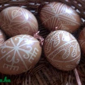 Hagyományos hímes tojás (Katyi) - Meska.hu