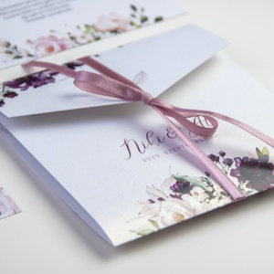 Esküvői meghívó  (kejti) - Meska.hu