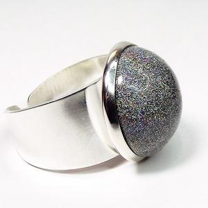 """MAGIC - Színjátszó, hologramos, kerámia gyűrű 1.6 - Varázslatos ajándék névnapra, születésnapra , Ékszer, Esküvő, Gyűrű, Ékszerkészítés, Kerámia, Egy \""""TITKOS CSODA\"""" ékszer, ami csak akkor mutatja meg rejtelmes igazi varázsát, amikor Te szeretnéd!..., Meska"""