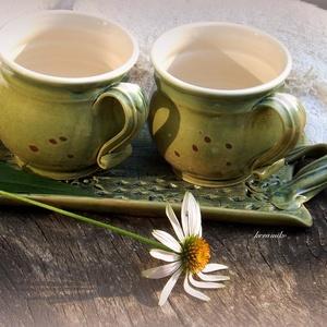 kávésok sütivel (keramiko) - Meska.hu