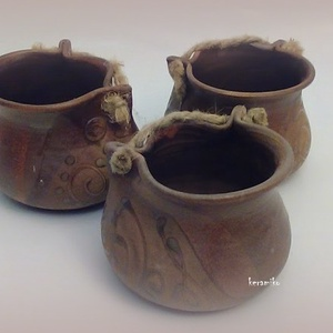 kaspók kaktuszoknak  (keramiko) - Meska.hu