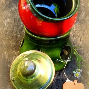 almasütő (keramiko) - Meska.hu