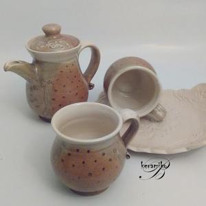 Kávés duo szett  (keramiko) - Meska.hu