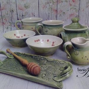 teásbögrés reggeli párban (keramiko) - Meska.hu
