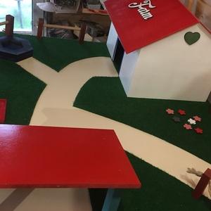 Farm gyermek fa terepasztal játék, Gyerek & játék, Gyerekszoba, Játék, Fajáték, Baba játék, Famegmunkálás, Egyedi igények szerint elkészített termék.A képen látható 1m x 1m es.Természetesem ez változhat a me..., Meska