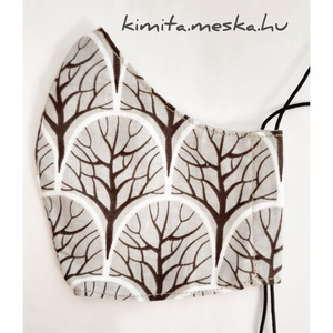 Női maszk, szájmaszk, arcmaszk - róka (Kimita) - Meska.hu