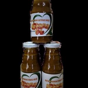 Homoktövis velő, Gyümölcslé, Élelmiszer, Élelmiszer előállítás, A homoktövis préselt leve, megőrizve annak rosttartalmát. Bio gyümölcsből készült, natúr termék. Gyü..., Meska