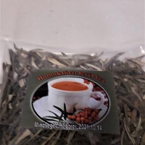 Homoktövis tea , Tea, Élelmiszer, Élelmiszer előállítás, Szárított homoktövis levélből készült tea. A homoktövis levele ezer éve ismert a népi gyógyászatban...., Meska