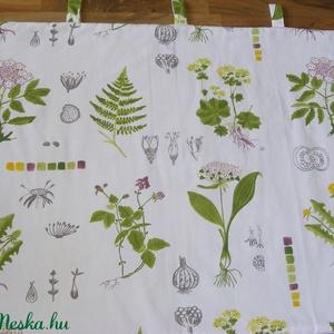 Ikeás falvédő színes virágmintákkal (kincsesmomka) - Meska.hu