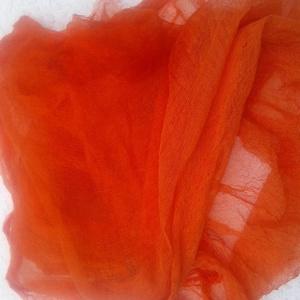 Narancs tégla -  Gézbarlang (kincsespart) - Meska.hu