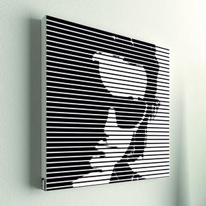 kép: U2: Bono - No.1, Művészi nyomat, Művészet, Fotó, grafika, rajz, illusztráció, Mindenmás, P55 - utwoBON1\n \nU2 Bono No.1\n\n\nP55 pictures:\nAkril felületű faforgácslapra, vinyl technikával készí..., Meska