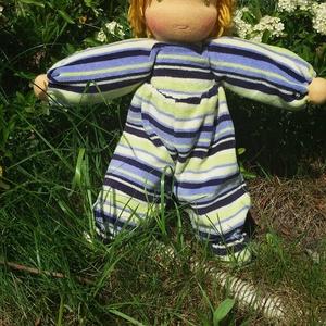 Gergő - waldorf fiú manó baba (Kingarts) - Meska.hu