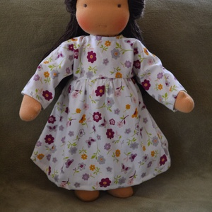 Waldorf lány/fiú öltöztetős baba nagy kb. 40-45 cm - RENDELÉSRE (Kingarts) - Meska.hu