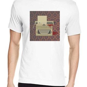 Ragyogás póló, Pixel art póló, Egyedi póló, Férfiaknak, Urban pólók, Táska, Divat & Szépség, Ruha, divat, Férfi ruha, Női ruha, Póló, felsőrész, Fotó, grafika, rajz, illusztráció, Letisztult pólódesign Stanley Kubrick klasszikusa által inspirálva.\n100% pamut póló kizárólag fehér ..., Meska