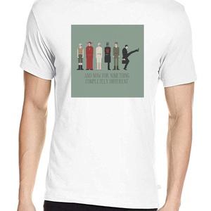 Monty Python póló, Pixel art póló, Egyedi póló, Férfiaknak, Urban pólók, Táska, Divat & Szépség, Ruha, divat, Férfi ruha, Női ruha, Póló, felsőrész, Fotó, grafika, rajz, illusztráció, A póló különböző karaktereket mutat be a Monty Python repülő cirkusza című brit tv műsorból.\nA letis..., Meska